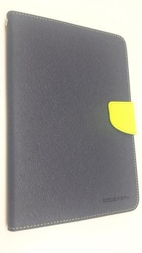 """WEL.COM Etui Fancy Diary do Galaxy Tab S 10.5"""" granatowo-limonkowe"""