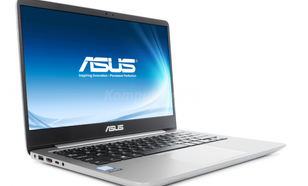ASUS Zenbook UX410UA-GV067T - Szary - 240GB M.2 + 1TB HDD