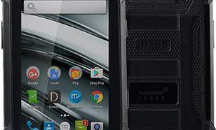 myPhone IRON II Czarny