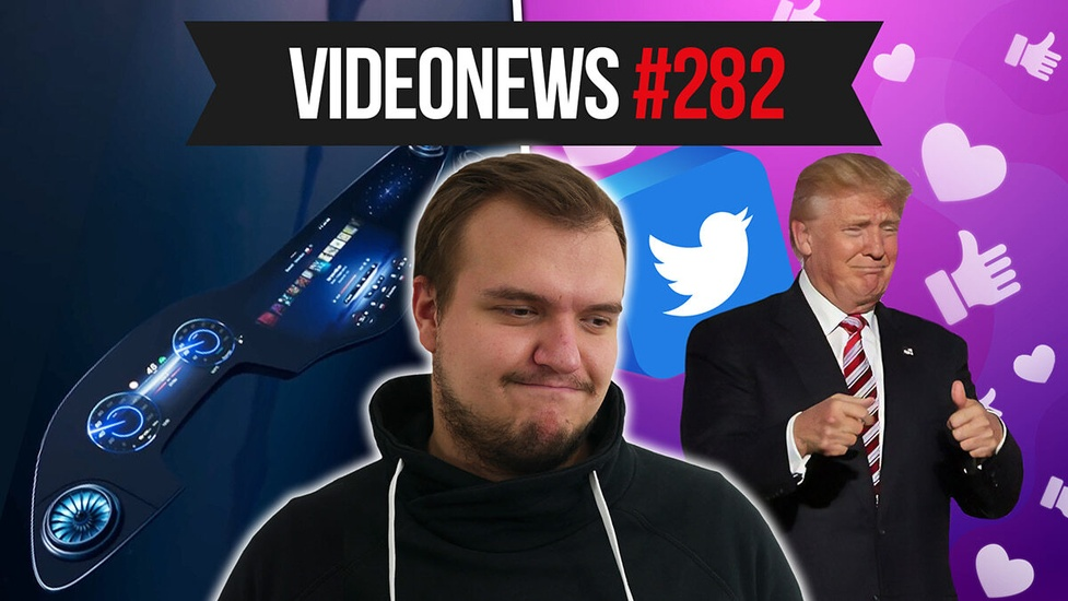 Media społecznościowe vs Trump, Microsoft chciał kupić Nintendo - VideoNews #282