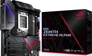 Asus ROG Zenith XTR ALPHA AMD X399 TR4 8DDR4 USB 3.1 M.2-ROG ZENITH