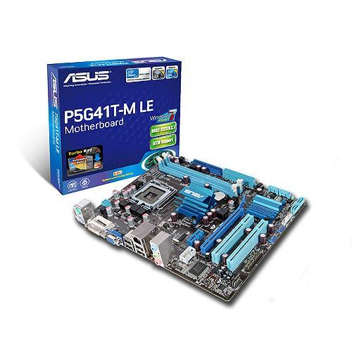 Asus P5G41T-M LE