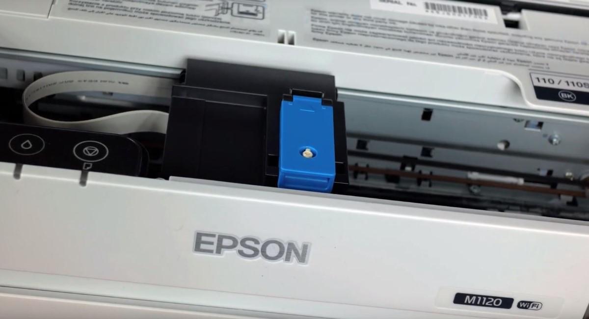 Głowica w Epson M1120