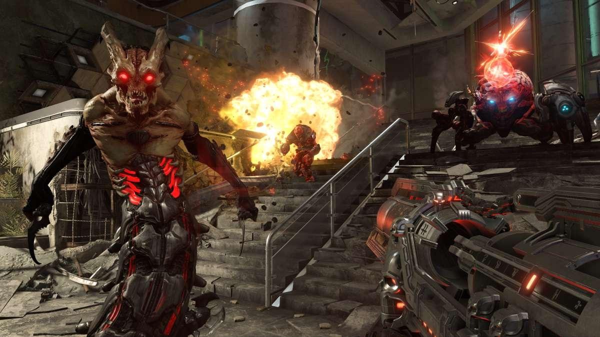 Doom Eternal - Zwariowany FPS