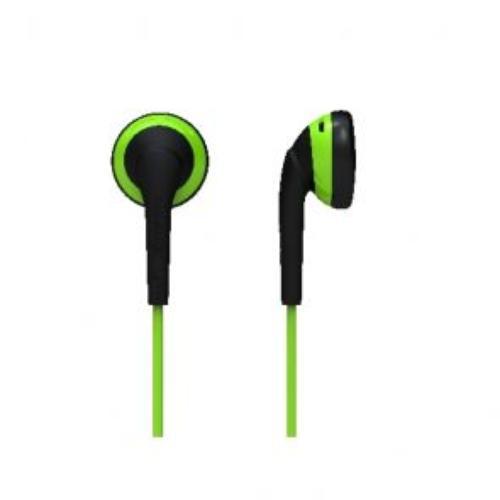 SoundMAGIC EP10 Czarno Zielone douszne