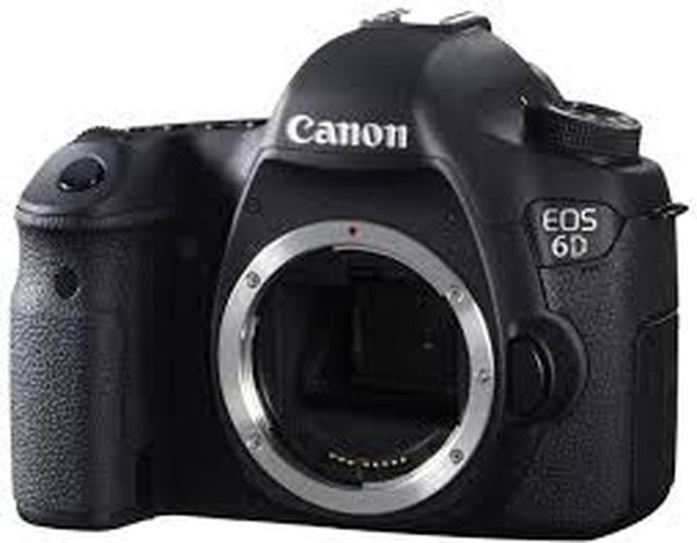 Canon EOS 6D Body - ciekawy aparat z wieloma zaletami