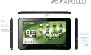 Apollo Quicki 770 1024x600 Dual Core 1GB DDR3