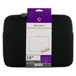4World Piankowe Etui   tablet   310x230x20mm   10''   czarno-szare