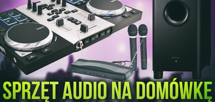 Sprzęt Audio na Domówkę, Czyli Jak Dobrać Zestaw Muzyczny