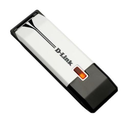 D-Link Karta sieciowa WiFi N300 DualBand (2.4 lub 5GHz) USB 2.0 (bardzo mała) DWA-160