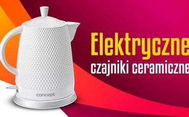 Czajnik elektryczny ceramiczny | TOP 7 |