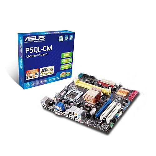 Asus P5QL-CM