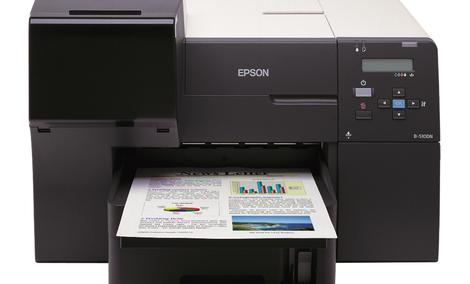 Nowa jakość w biznesie za sprawą drukarek Epson