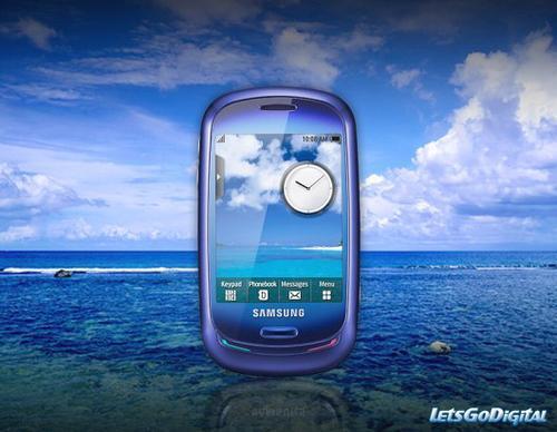 Samsung Blue Earth
