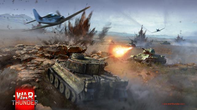 War Thunder: Ground Forces - gra wkracza w fazę otwartej bety
