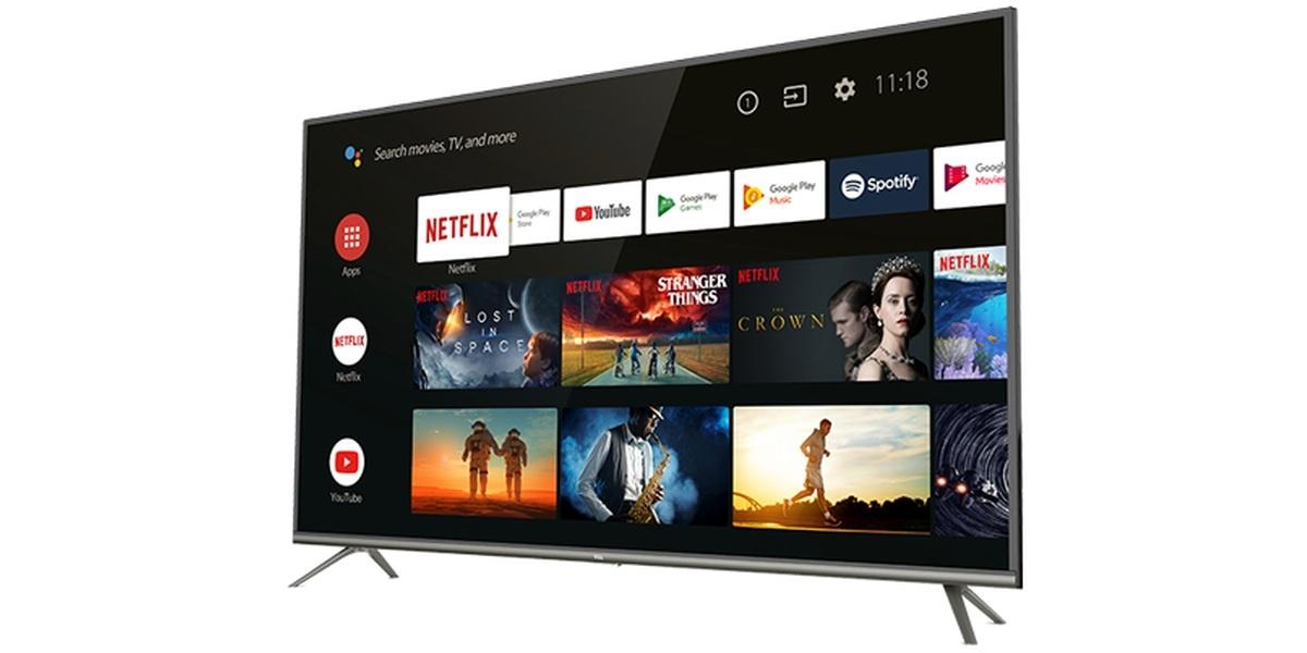 Telewizor TCL 43EP640 to tani bilet wstępu do świata 4K i Android TV