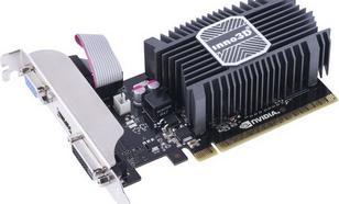 Inno3D GeForce GT 730 2GB DDR3 (64 bit) D-Sub, DVI, HDMI (N730-1SDV-E3BX)