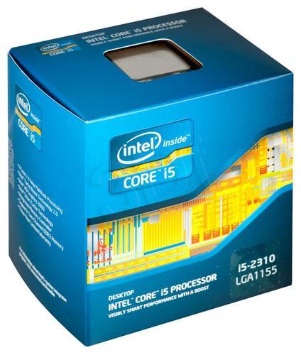 CORE I5 2310 2.9GHz LGA1155 BOX(WYPRZEDAŻ)