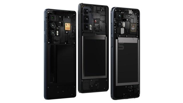 Wszystkie trzy nowe smartfony Motoroli obsłużą sieć 5G