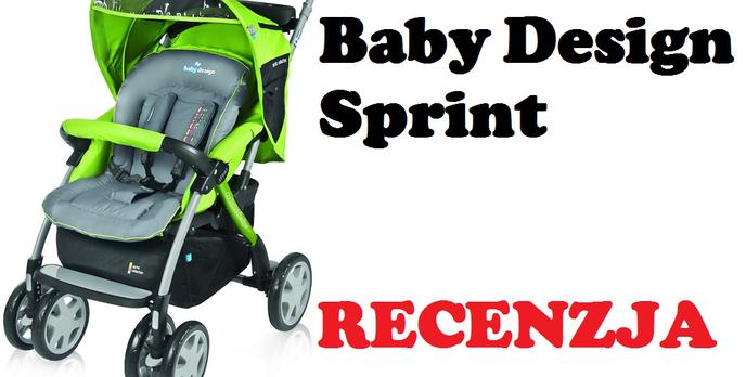 Wózek Baby Design Sprint [RECENZJA]