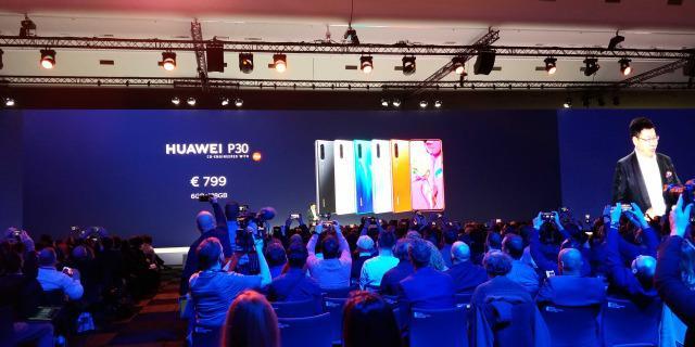 Cena Huawei P30 Pro