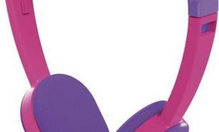 Hama Stereo kids różowo-fioletowe (00177014)