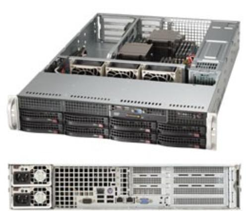 Supermicro SuperServer 6028R-WTRT SYS-6028R-WTRT