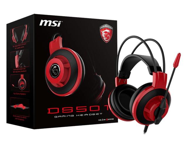 Nagroda w Konkursie - MSI DS501