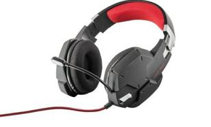 Trust GXT 322 Dynamic Headset - black