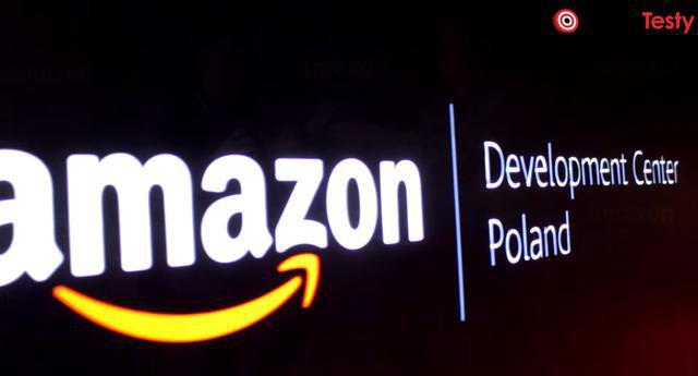 Dotychczas Amazon w Polsce miał magazyny, sortownie i centrum rozwoju