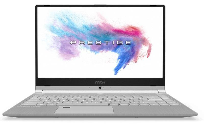 MSI PS42 Modern - laptop thin and light