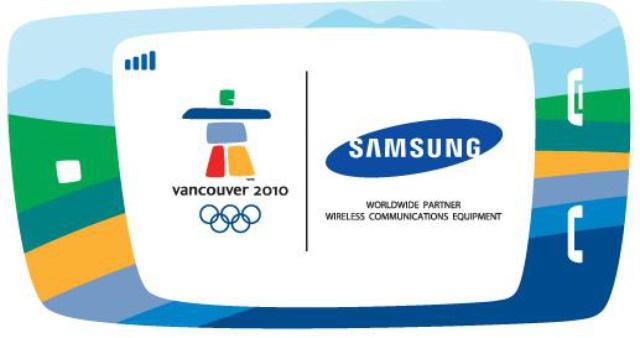 Samsung i Olimpiada