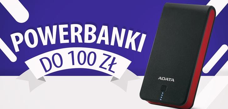 Powerbank do 100 zł |TOP 7|