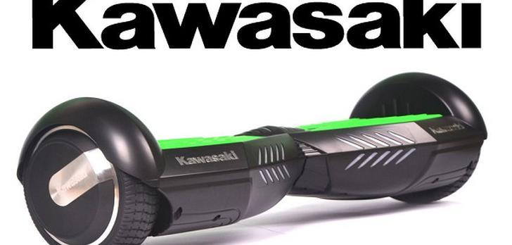 Kawasaki i Jego Elektryczne Deskorolki!