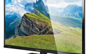 SENCOR 48'' Telewizor SLE48F10M4 Full HD,Tuner MPEG-4,USB PVR