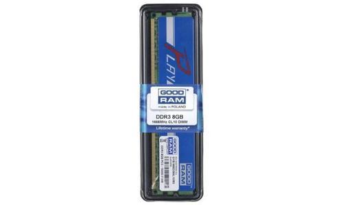 GoodRam DDR3 PLAY 8GB/1866 (2*4GB) BLACK 10-11-10-30