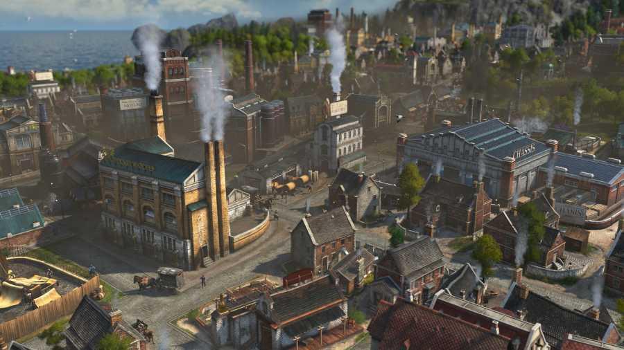 Anno 1800 - Miasto
