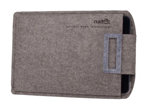 NATEC Etui Tablet SHEEP 10'' Coffe-Grey