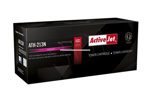 ActiveJet ATH-213N magenta toner do drukarki laserowej HP (zamiennik 131A CF213A) Supreme