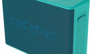 Creative Labs Muvo 2c turkusowy głośnik