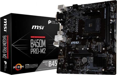 MSI MSI B450M PRO-M2 V2
