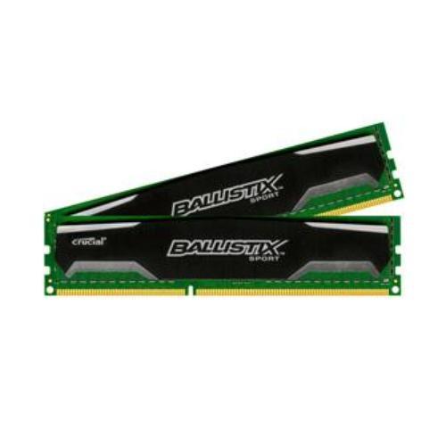 Crucial DDR3 Ballistix Sport 16GB/1600(2*8GB) CL9-9-9-24