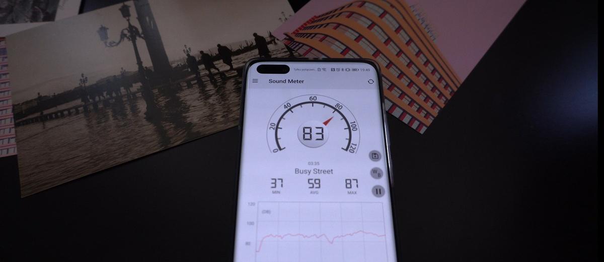 Głośność Huawei Sound X jest zadowalająca