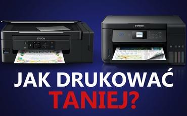 EcoTank ITS, Czyli Jak Drukować Taniej!