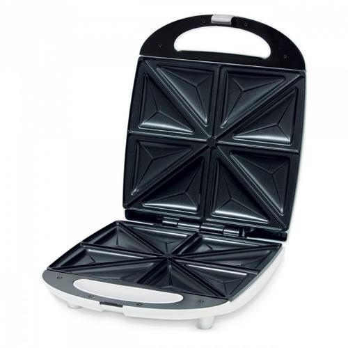 SENCOR Opiekacz SSM 8700 Moc 1100 W,8 szt trojkatnych kanapek