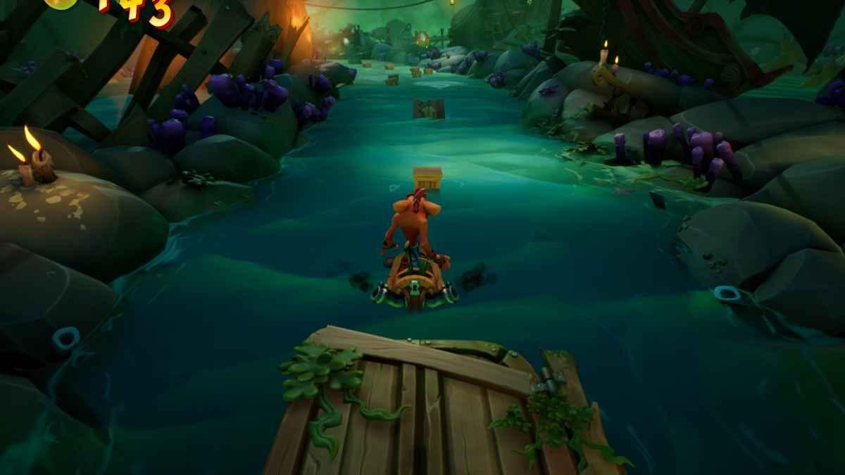 Crash Bandicoot 4: Najwyższy Czas - Urozmaicone aktywności poboczne