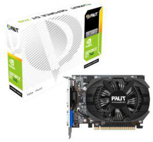 Palit GeForce GT 740 OC Edition