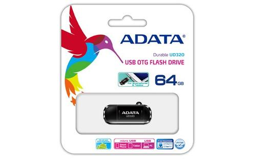 A-Data Dashdrive Durable UD320 64GB USB2.0 OTG Retail
