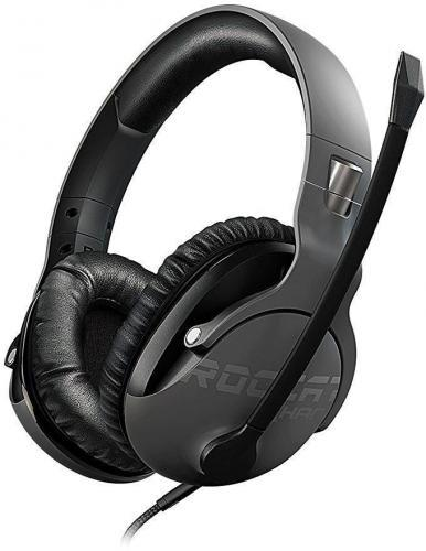 Roccat KHAN PRO - Competitive High Resolution Grey