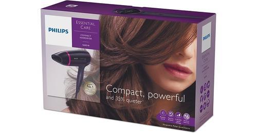Philips Suszarka do włosów BHD002/00